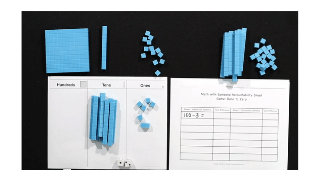 K-5 Math Game: Race to Zero