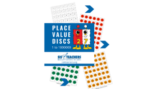 Place Value Discs – 1 to 1000000 (Printable PDF)