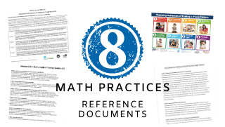 8 Standards for Math Practice – Reference Docs