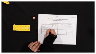 K-5 Math Game: Build an Array
