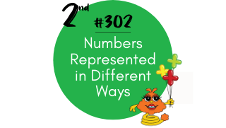 302-Numbers Represented in Different Ways
