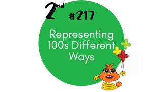 217-Representing 100s Different Ways
