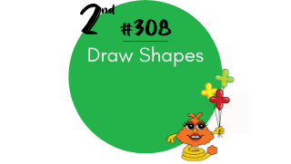 308 – Draw Shapes