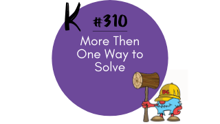 310-More Then One Way to Solve