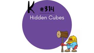 314 – Hidden Cubes
